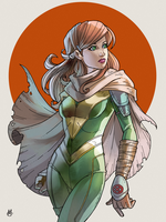 Hope Summers by HaphazardMachine