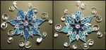 quilled snowflake by Cintia94