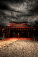 Klenteng - HDR by perfectired