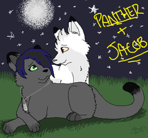 Panther x Jacob by Deathykinz