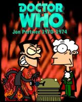 Doctor Who 1970-1974 by Moon-manUnit-42