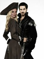Emma and Hook | Seven Devils by xLexieRusso2