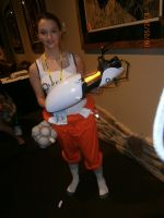 Chell 2 by enterprisedavid