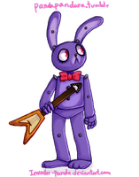 Bonnie the Bunny by Invader-Panda