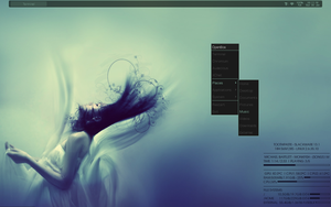 Slackware Desktop of Awesome by Xitherun