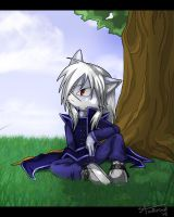 ::Under the tree:: by Amarena-Berry