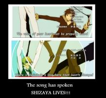 Shizaya lives!! by demonlucy