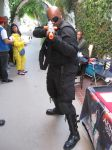 Nick Fury From The Shield Cosplay by granturismomh