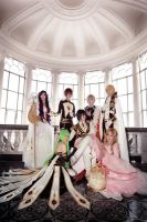 Code Geass by MinGII