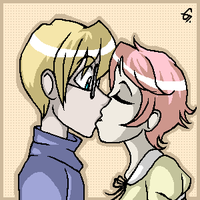 Jeremie and Aelita by Porcelain-Requiem