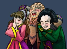 Babylon5 Laughingambassadors by jameson9101322