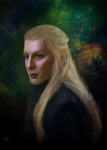 Haldir the Marchwaden by Vinyamare
