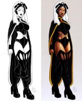 Storm Classic Costume by ExMile