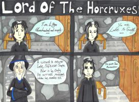 The Lord of the Horcruxes by sunlitlake