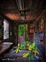 Green monster II by pepelepew251