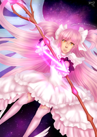 Goddess Madoka by Little-Miss-Boxie