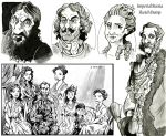 Imperial Russia Sketch Dump by Snipetracker