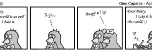 Penguins Comic Strip 10 by sourcreamjunkie