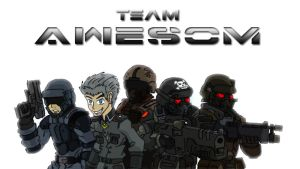 Team Awesom by Steel123