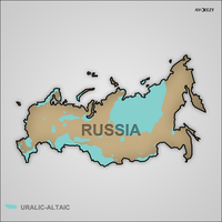 Russia and Uralic Alatic by AY-Deezy