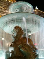 Neptune's Fountain by kahil