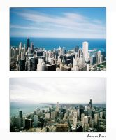 Chicago Skyline by Captain-Planet