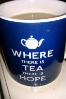 Where There Is Tea There Is Hope by RainbowRandomness