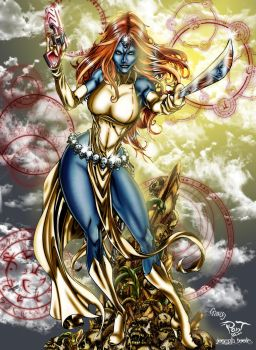 Mystique by TVC-Designs
