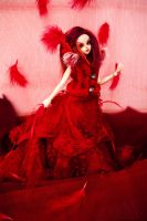 Red Queen by Kitsune79