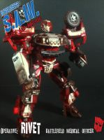 Wreckers: Search And Wrescue Rivet by Big-SWoD-industries
