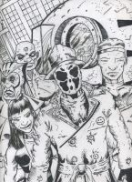 Watchmen by 21Sandshark