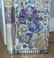 Ever After High: Spring Unsprung Kitty Cheshire by Bowser14456