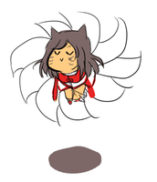 Helicopter Ahri by candyswirl-loli