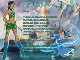 Princess Katara of The Mystical Squad. by MaggiesHeartLove