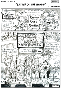 Battle of the Bands pt. 32 by hankinstein