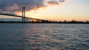 Ambassador Bridge 2 by Big-D-pictures