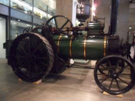Steam engine by joelshine-stock