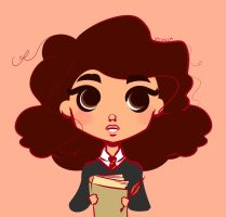 Hermione Granger by GoldKitty
