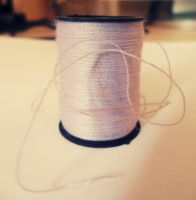 Lilac Thread by tracysuzanne