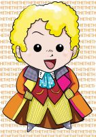 Little Colin Baker by staticgirl