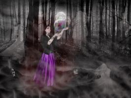 Witch - Photomanip by FawkYewImaCosplayer