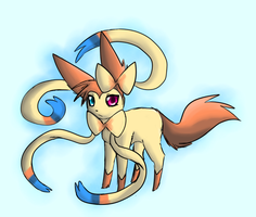 Sylveon by Darost