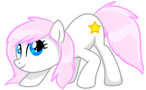 White Wish - Pony OC by pepooni