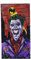 Joker sketchcard by sebatman