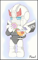 Chibi Prowl by GoreChick