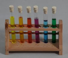 Test Tube Stock 21 by pixelmixtur-stocks