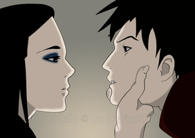 Re-l And Vincent _Ergo Proxy_ by AngelLale87