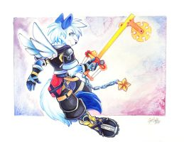 Kingdom Hearts: Ifus Chronicles by Tigsie