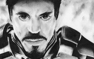 Tony Stark : Iron Man by Sushibeth