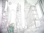The Great City by Zujey